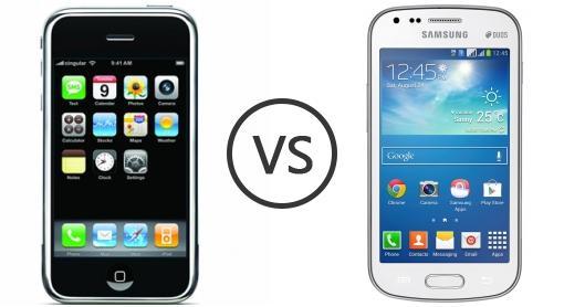 59ea24ffbbd Apple iPhone 3GS vs Samsung Galaxy S Duos 2 S7582 - Phone Comparison