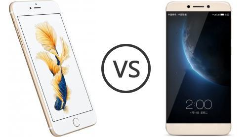 Apple iPhone 6s Plus vs LeEco (LeTV) Le 1s