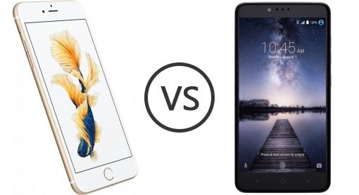 zte zmax pro vs iphone 6 plus Sandy: How Help