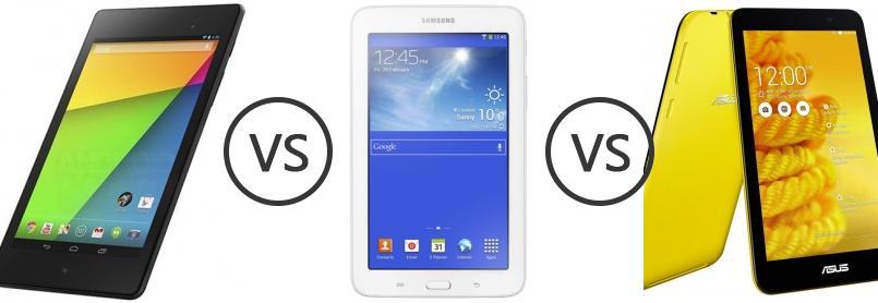 Asus google nexus 7 2013 vs samsung galaxy tab 3 7 0 lite 3g vs asus memo pad 7 me176c phone - Samsung galaxy tab 3 vs tab 3 lite ...