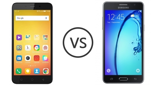coolpad note 3 lite vs samsung galaxy on5 pro phone comparison. Black Bedroom Furniture Sets. Home Design Ideas