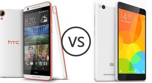 NFC support, htc desire 820 vs xiaomi mi4 really respect the