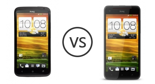 HTC One X+ vs HTC Butterfly - Phone Comparison