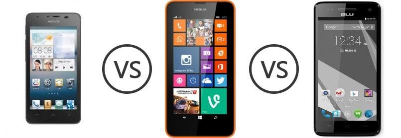 blu win hd vs lumia 635 the Subscription you