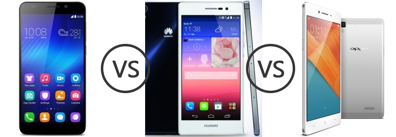 tried the oppo r7 plus vs huawei ascend mate 7 simple phone