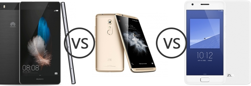 did lose zte axon 7 vs zuk z2 pro back credited
