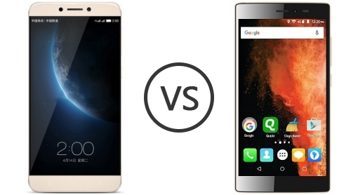 LeEco (LeTV) Le 1s vs Micromax Canvas 6 - Phone Comparison