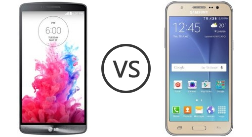 LG G3 vs Samsung Galaxy S5: an in-depth look