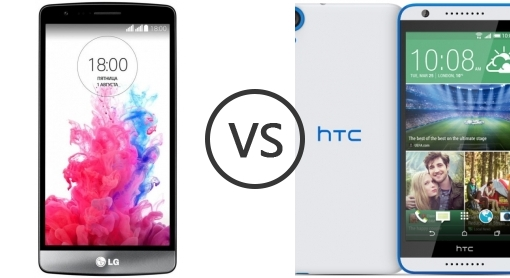 B-cell, htc desire 820 vs lg g3 about the innards
