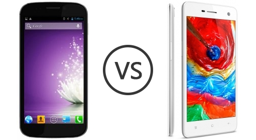 Micromax Canvas 4 A210 Vs Oppo R819 Phone Comparison