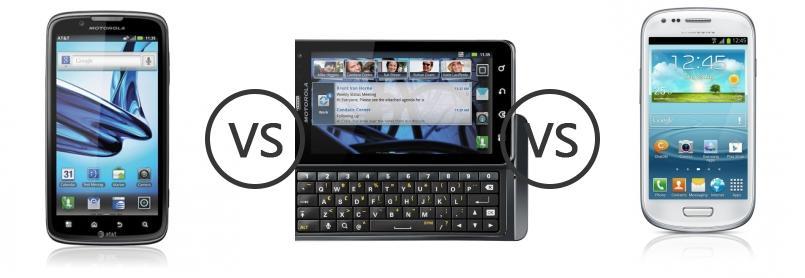 Motorola milestone and milestone 2 video comparison