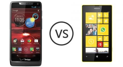 Compare Motorola New Moto E (2nd Gen) vs Nokia 1