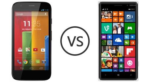 Nokia lumia 830 x moto g, Phone Comparison – Nokia Lumia 830 vs Motorola Moto G (3rd Gen)