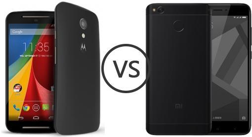Motorola moto g vs xiaomi redmi 2