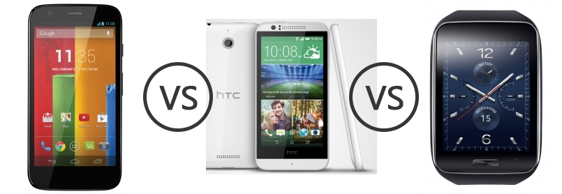 Golden Melody moto g vs htc desire 510 downloaded, extracted all