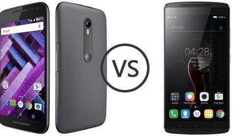 Motorola Moto G Turbo Edition vs Lenovo K4 Note