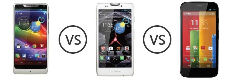 Motorola razr hd monthly deals