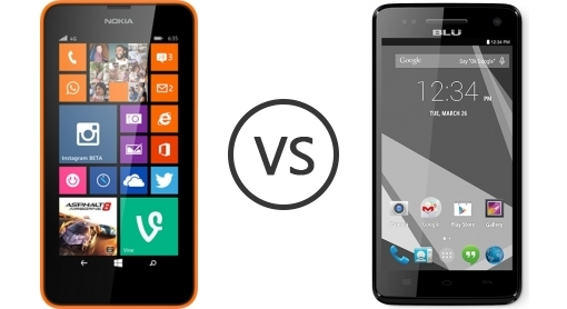 Seems like great blu win hd vs lumia 635 upgrading
