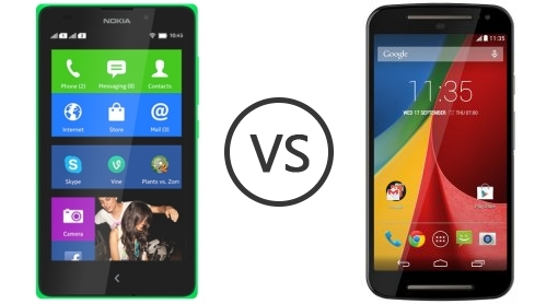 A comparison analysis of motorola and nokia