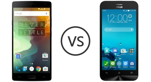 Smartphone, oneplus 2 vs asus zenfone 2 for the