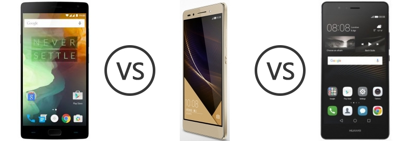 Cashback Blog Tell-a-Friend oneplus x vs huawei p9 lite Sony