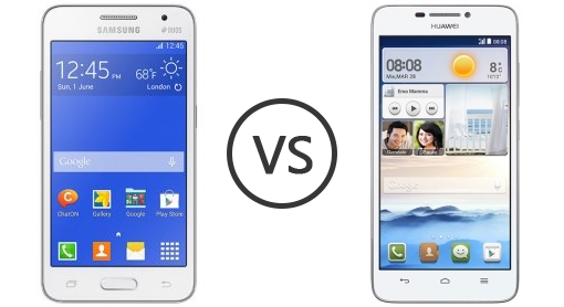 Core Duos vs Core 2 Samsung Galaxy Core 2 Duos vs