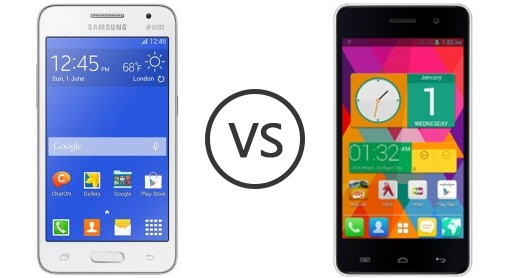 Samsung Galaxy Core 2 Duos Vs Micromax Unite 2 A106 Phone Comparison