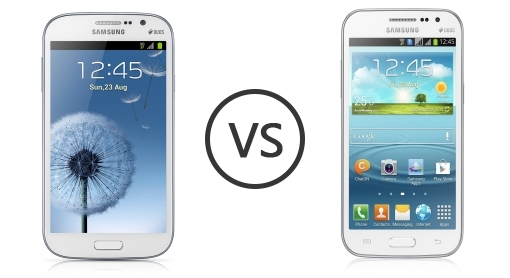 samsung galaxy win vs samsung galaxy grand