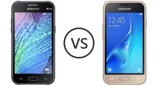 Samsung Galaxy J1 Ace Vs Mini Prime