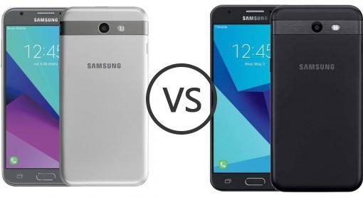 Samsung Galaxy J3 Emerge Vs Prime