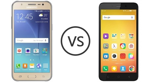 samsung galaxy j5 vs coolpad note 3 lite phone comparison. Black Bedroom Furniture Sets. Home Design Ideas