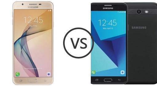 Samsung Galaxy J5 Prime Vs J7 Perx
