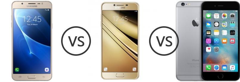 Compare samsung galaxy on7 2016 comparison of galaxy on7 price - Samsung Galaxy J7 2016 India Vs Samsung Galaxy C7 Vs
