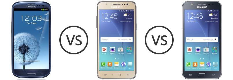 samsung galaxy s3 neo gt i9300i vs samsung galaxy j5 vs