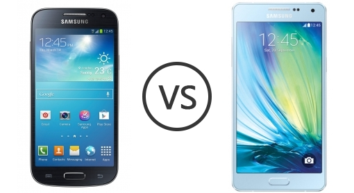 samsung galaxy s4 mini vs samsung galaxy a5 phone comparison. Black Bedroom Furniture Sets. Home Design Ideas