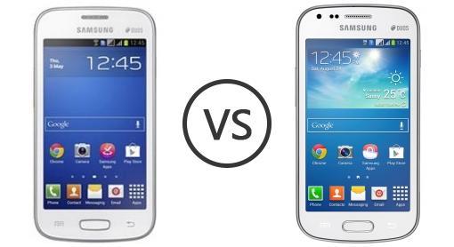 6efe28448b76 Samsung Galaxy Star Pro S7262 vs Samsung Galaxy S Duos 2 S7582 - Phone  Comparison