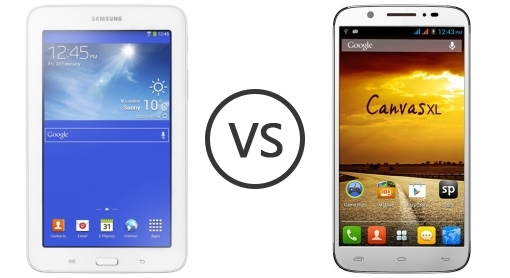 samsung galaxy tab 3 7 0 lite 3g vs micromax canvas xl a119 phone comparison. Black Bedroom Furniture Sets. Home Design Ideas