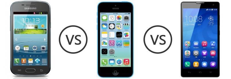 Huawei camera smartphone trend apple