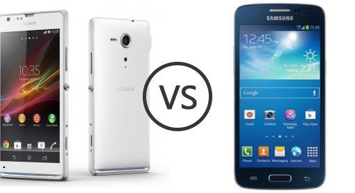 Sony xperia sp 821 vs samsung galaxy express 2 1172