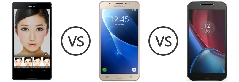 sony xperia t2 ultra vs samsung galaxy j7 2016 india vs