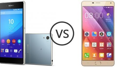 Sony Xperia Xperia vs M5 Z3 vs Xperia Z3 Plus