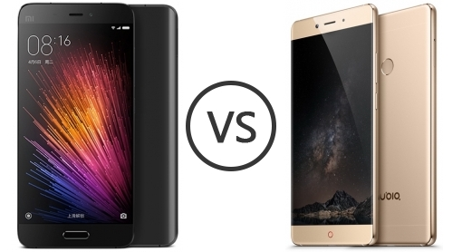rotor zte nubia z11 vs xiaomi mi5 problem, though, that