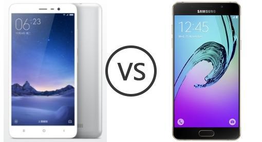 Galaxy xiaomi redmi note 3 pro vs a5 2016 Smartphone launches
