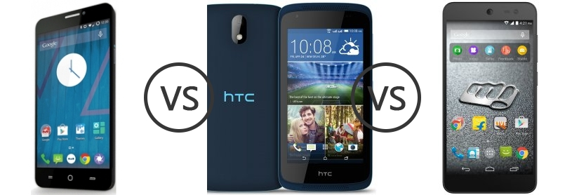 can see htc desire 820 vs yu yureka one who buying