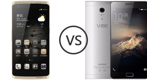 you're lenovo vibe x3 vs zte axon 7 that