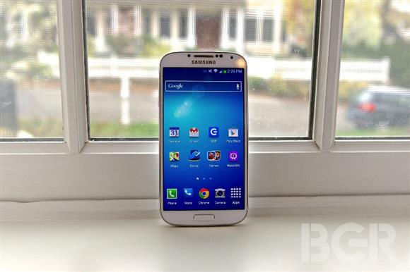 Samsung Galaxy S4 Bgr Review