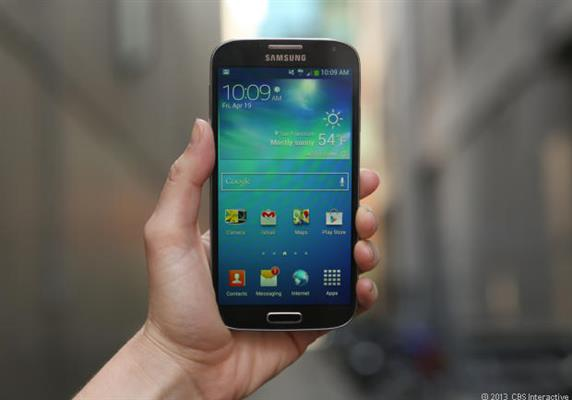 Samsung Galaxy S4 Cnet Review