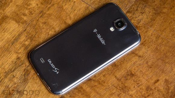 Samsung Galaxy S4 Gizmodo Review