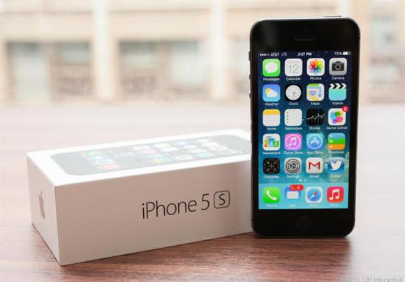 Apple Iphone 5s Review Cnet