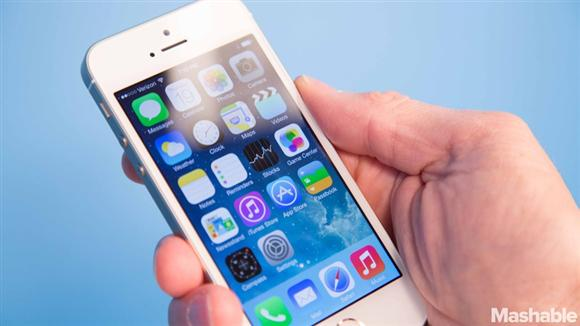 Apple Iphone 5s Review Mashable